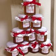 Баночки с медом,  вареньем (на Ваш вкус)